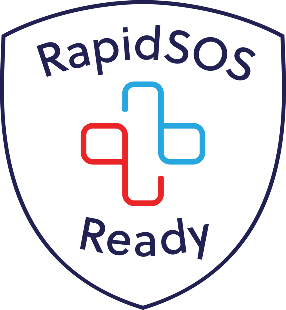 RapidS0S-Ready Badge